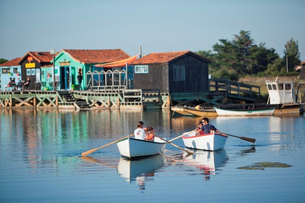 Port des Salines ballades en barques