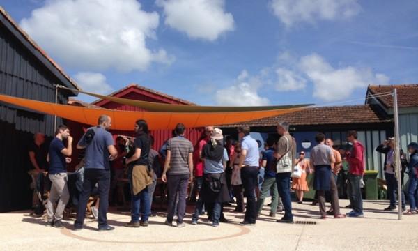 Port des Salines – Oléron – Visite dégustation groupe