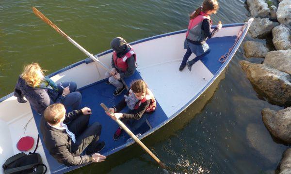 Port des salines – oléron – barques 2