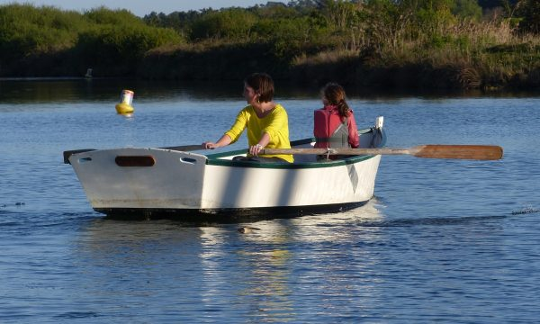 Port des salines – oléron – barques